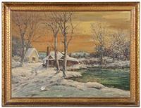 winter wonderland by miles jefferson early