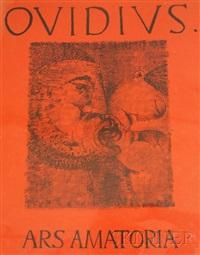 ovidius ars amatoria (set of 27, folio) by frederico righi