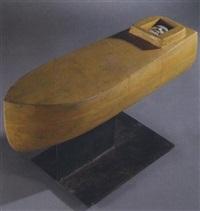 gul båt by gunnar torvund