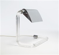 table lamp by peter hamburger