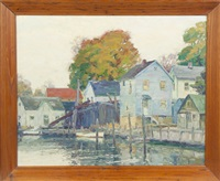 boathouses by george a. renouard