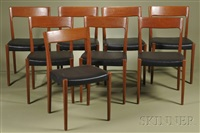 dining chairs (set of 8) by svegards markaryd