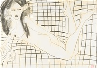 hommage à matisse by walasse ting