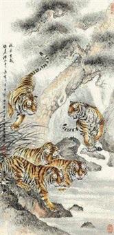 林木生威 by jiang wei