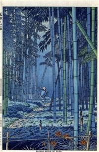 bambushain von saga (oban) by takeji asano