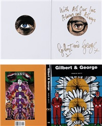 senza titolo, obsessions & compulsions by gilbert and george