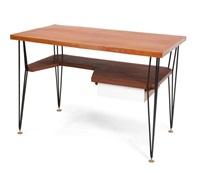 scrivania con struttura by franco campo