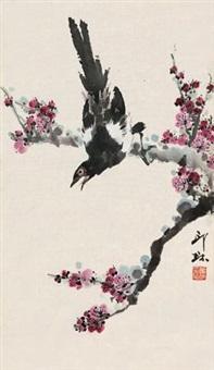 桃花八哥 by xiao lang