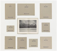untitled (bilder) (10 artist's books) by hans peter feldmann