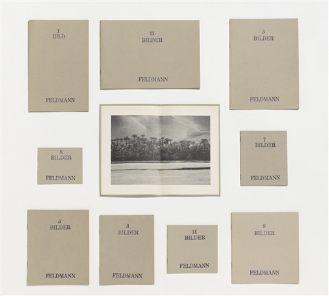 untitled bilder 10 artists books by hans peter feldmann
