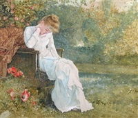 the love letter by edward killingworth johnson