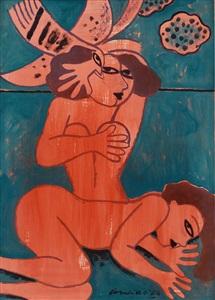 artwork by corneille
