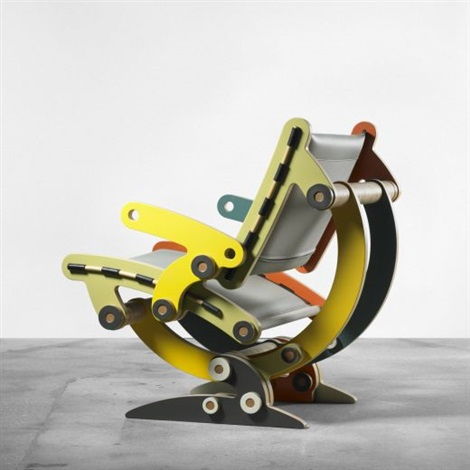 synergistic synthesis xvii sub b1 chair by kenneth smythe