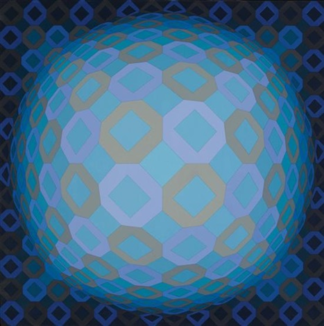 okta pus va by victor vasarely