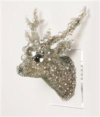 pixcell-deer #8 by kohei nawa