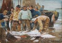 sorting the catch by john robertson reid