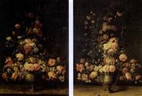 bouquets de fleurs by i. s. j. le riche