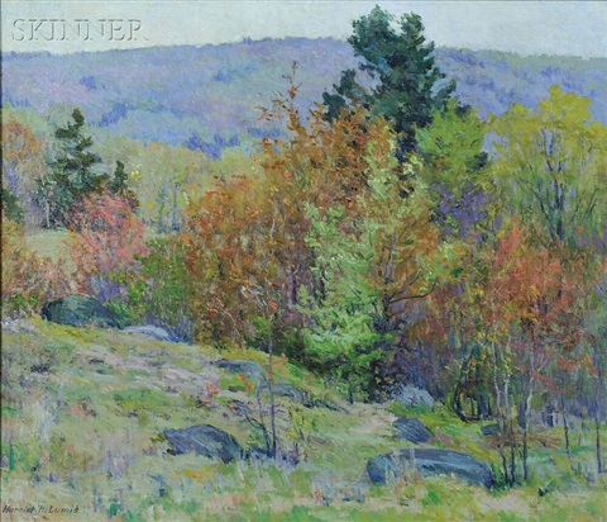 verdant landscape by harriet randall lumis