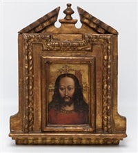 cristo salvador by hispano-flemish school (15)