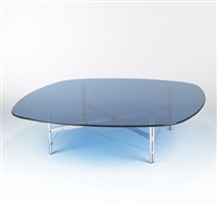 coffee table by georgie papageorge