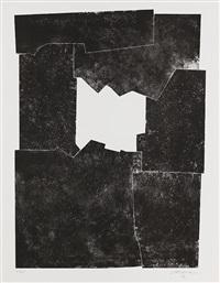 komposition . 1968 by eduardo chillida