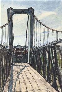 bridge by frederick etchells
