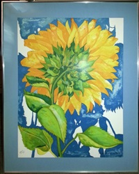 sunflower no. 1 by richard c. karwoski