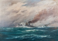 austrian war vessels of world war i by august von ramberg