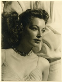 ava gardner gallery portrait (from show boat) by virgil apger