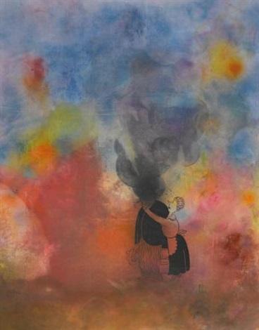 strange fires by friedrich kunath