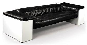 Brigar Sofa By Cini Boeri