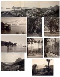 álbum do rio de janeiro (9 works) by huberti & baer
