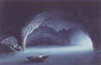 den blå grotte by alfrida baadsgaard
