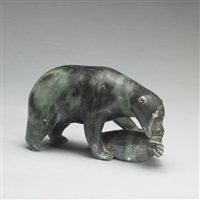 bear seating seal by manno