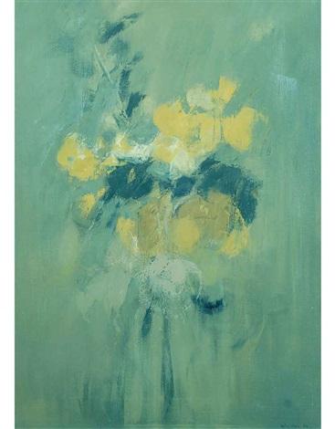 fiori gialli by giuseppe ajmone