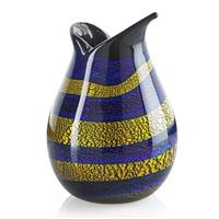 reazioni policroma vase by giulio radi