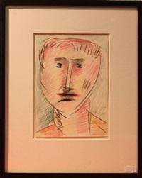 portrait by vladimir yakovlev
