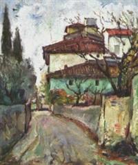scorcio di strada by m. bucci