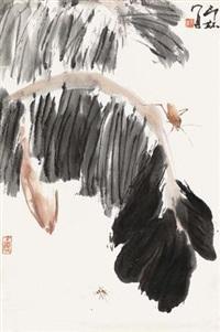 芭蕉小虫 by xiao lang