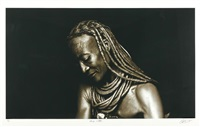 himba mother by chris simpson