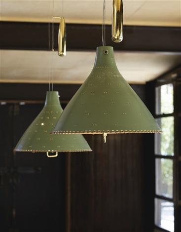 adjustable pendant lighting. Pair Of Adjustable Pendant Lights By Paavo Tynell Lighting N