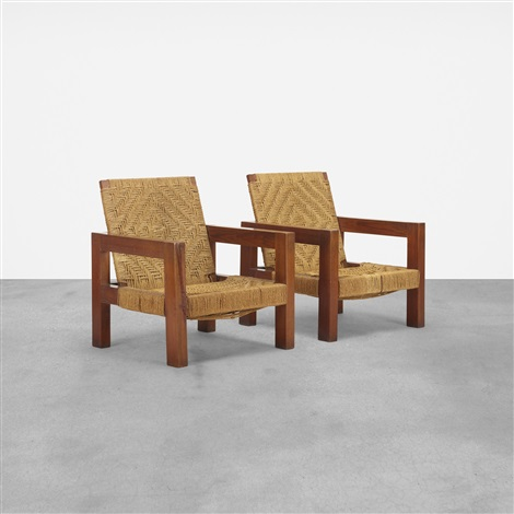 Lounge Chairs Pair By Mini Boga On Artnet