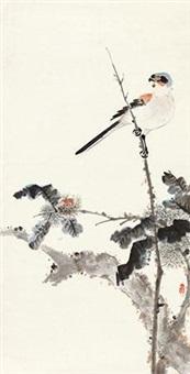 栖禽图 by jiang hanting