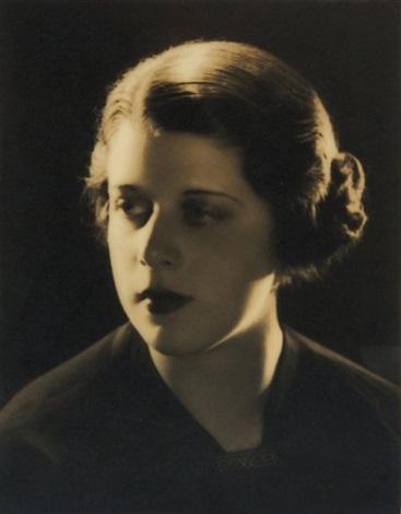 portrait de femme by lee miller