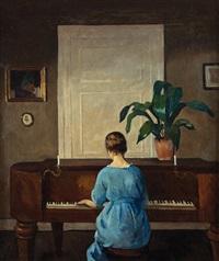 lezione di piano by giuseppe aprea