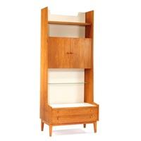 door-height armoire by kipp stewart and stewart macdougall