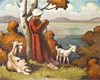 kecskepásztorlány by sandór basilides