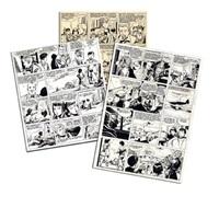 les histoires de l'oncle paul, histoire de pâques (set of 4) by gérald forton