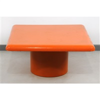 tavolo basso ara by artemide