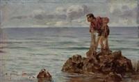 la pesca by angiolo tommasi